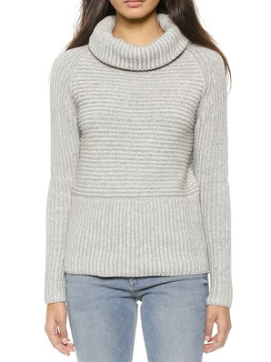 MiH The Square Turtleneck Sweater $135 from Shopbop