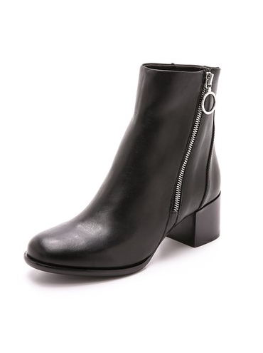 Rag  & Bone Avery Low Booties $705 from Shopbop